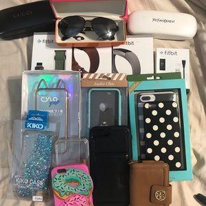 $50 Accessories: iPhone Cases, Sunglasses & Fitbit